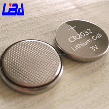 Button Cell Cr2032 Lithium Battery