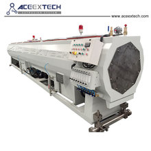 High quality 450mm UPVC pipe extrusion equipment