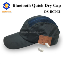 wholesale bluetooth earphone v4.0 Bluetooth cap best new music headphone cap hat