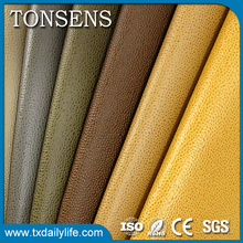 high quality weatherability PVC synthetic leather for outdoor