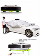 Easy Operation Low Price Polyester Car Body Cover RC Automatic Car Cover