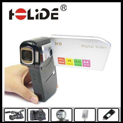 Compact Slim HD Digital Video Camera