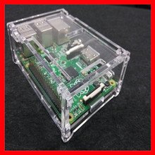 Fashionable rapberry pi 2 case with SGS test for Raspberry Pi 2 , Model B+