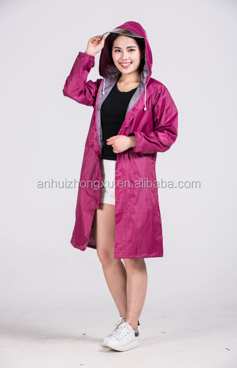 ladies nylon raincoat women long rain jacket ladies nylon raincoat women long jacket raincoat poncho