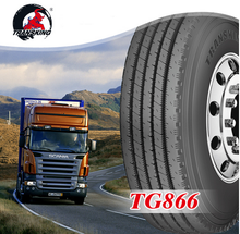 Chinese Truck Tyre 295/80R22.5 TG866 Transking brand fast delivery