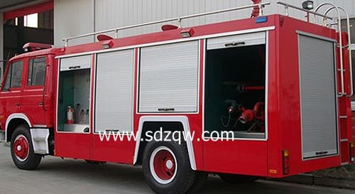 with good quality water tank fire engine