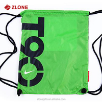 Wholesale Cheap Custom Print Drawstring Bags For Gift