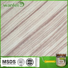 Anti-slip, sound-absorbing, rich texture acrylic paint hardener