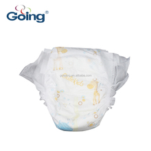 OEM baby diaper with cheapest price soft dry surface diaper lovely big girl in diapers