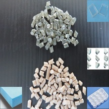 Recycled plastic/recycled PS GPPS EPS pellets granules/Grade B