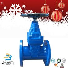 Cast iron 100mm price gate valve picture