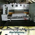 Cang zhou automatic carton printing machine industrial machinery