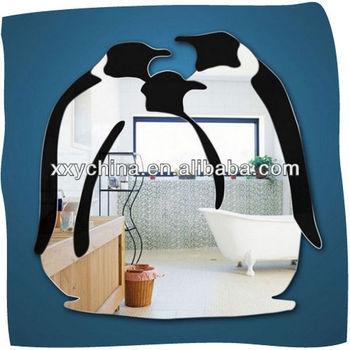 Acrylic Unbreakable Mirror Of Penguin Buy Acrylic