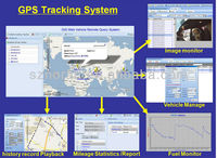 real address gps tracking software with google map