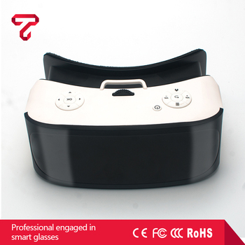 2016 The Most Hottest Virtual Reality vr 3d Glasse Active 3d Vr Box