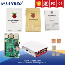 New 2017 B Raspberry Pi 3 Starter Kit / case for Raspberry Pi 3 Model B + Heat sinks /with Wifi & bluetooth for raspberry
