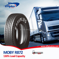 8.25R16LT high quality truck tire with competitive price Famous Chinese Brand EFFIPLUS-MOBY R872