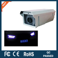 LPR Camera IR Waterproof Vehicle License Capture Car Plate Cctv Camera in Security