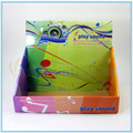 China factory supply super market diaplay box, corrugated paper box