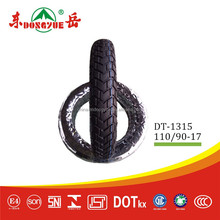 400 cc Motorcycle parts tire 110/90-17 DT-1315 sport motorcycle tyres