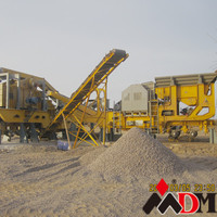 China Top 1 mobile impact crusher with low price price certified by CE ISO GOST