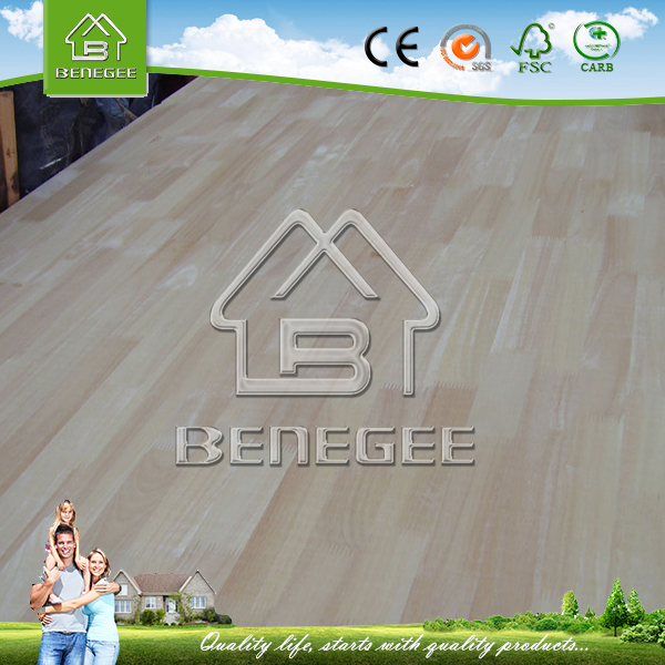 High Quality china supplier pine edge glued finger jointed panel