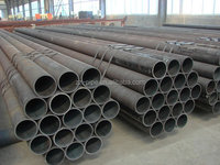 Seamless carbon steel pipe per ton and price list
