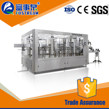 Factory best price automatic small bottle aerated drinking water filling machine