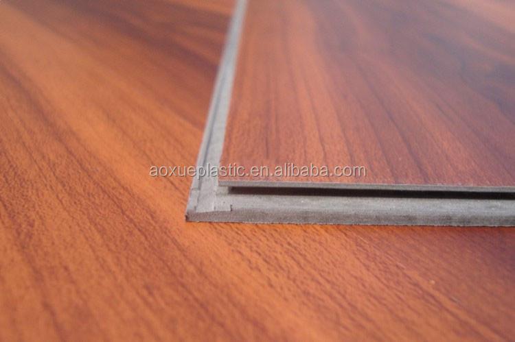 Piastrelle ad incastro plastica pvc effetto legno - Piastrelle ad incastro ...