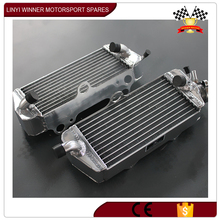 my test radiator for HONDA CRF450R 2013-2014
