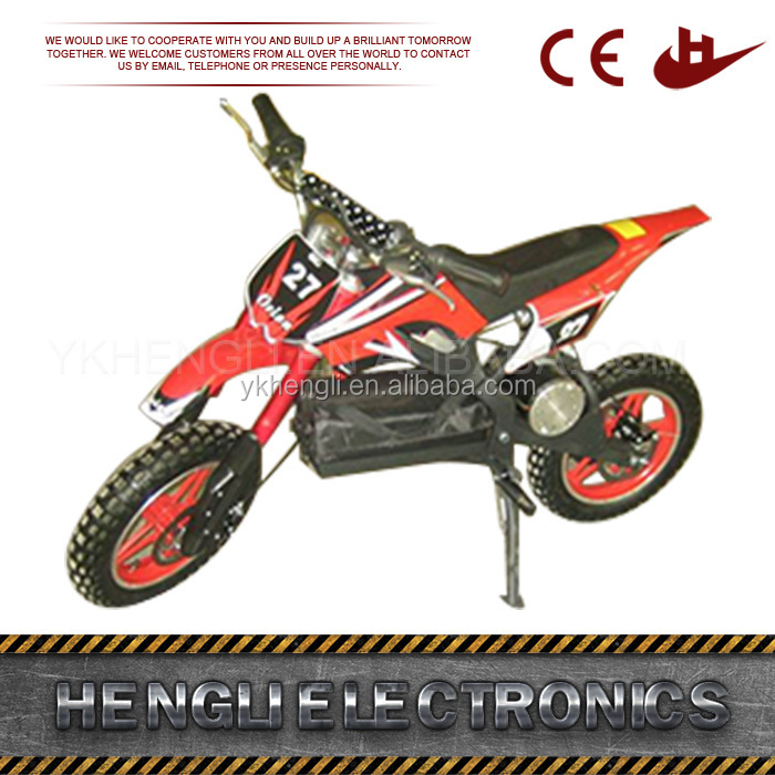 2014 new electric dirt bike 500W