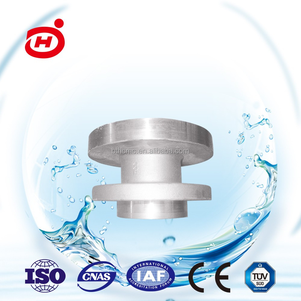 Customized stainless steel valve casting and machining part ISO9001- manufacturer