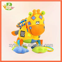 Adorable Christmas baby toy squeaker in China shenzhen OEM