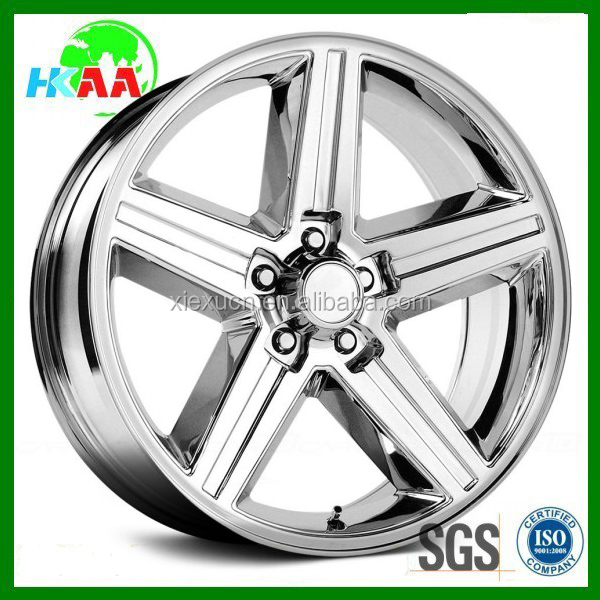 Professional manufacturer custom made high quality aluminum alloy wheel