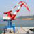 Safety Movbile Professional Harbour Crane with ISO IE Certification