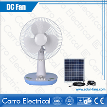 12V dc motor AC/DC with led lights parts electric stand fan
