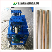 Wood mop handle machine/automatic wood handle making machine/cleaning mop making machine