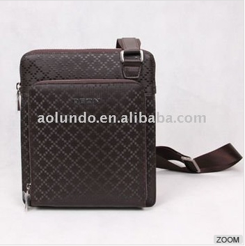 European style vintage design hand made leather bag