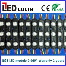 china supplier led module light 5050 rgb samsung led module used outdoor lighted sign