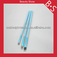 High quality makeup brush for eye,blue eyeshadow makeup/cosmetic brush,custom logo makeup brush