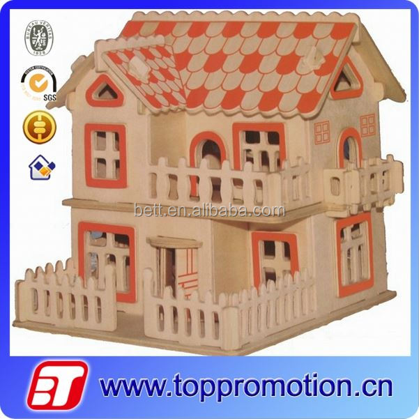 educational custom cheap 3d puzzle wooden toy