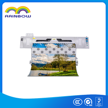 printhead outdoor banner printing plotter eco solvent printer