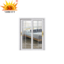 Yongkang manufacturer Sliding Doors Blinds Between Glass With Cheap Price