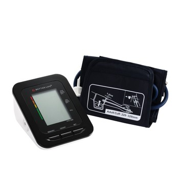 LCD Screen Digital Blood Pressure Monitor with ABC Materials