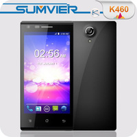 "latest product 4.5inch cheapest quad core 3g 4.5"" android telefono movil celulares"