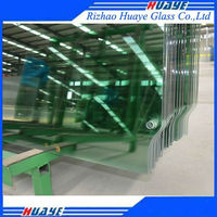Customized Toughened Glass Panels for Commercial Buildings