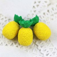 Fruit And Banana Shape Pencil Eraser Cherry Shaped Toys