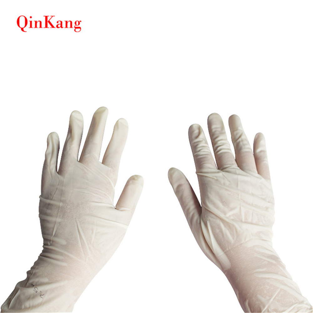 Medical latex glove production line disposable rectal examination gloves