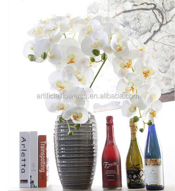 New design home decorative artificial Butterfly Orchids flowers