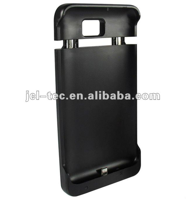 For galaxy s2 extended battery cases power case for s2 i9220